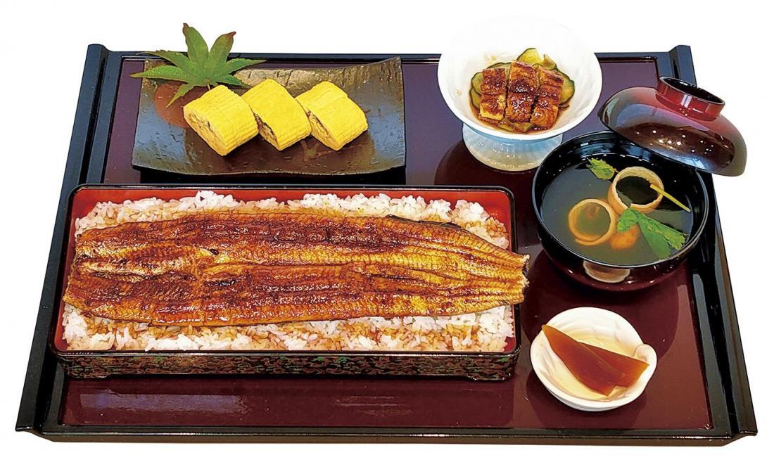 千里うなぎ|ホテル エミオン 京都 1・2Fショップ&レストラン