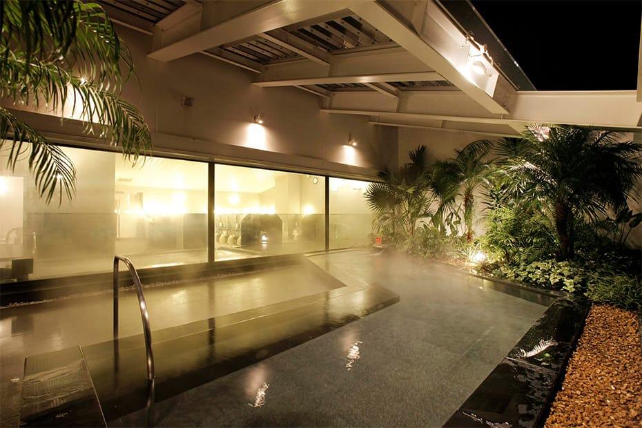エミオン東京ベイの露天風呂